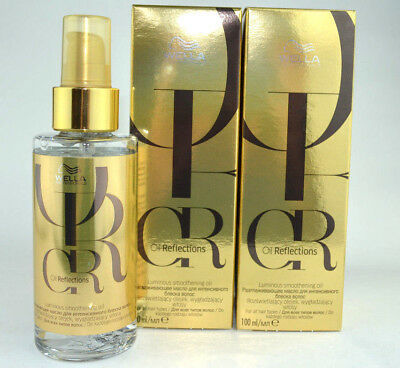 Wella Oil Reflections Smoothening Oil 2x100ml