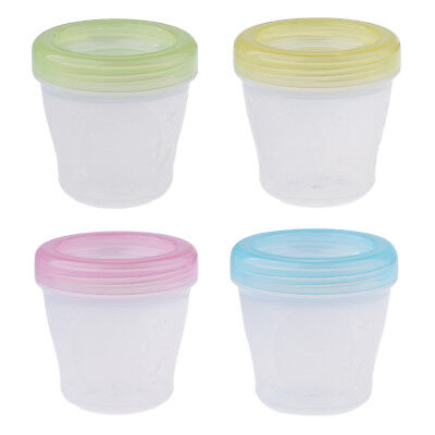 Baby Toddler Feeding Food Container Snack Keeper Traveling Milk Cup