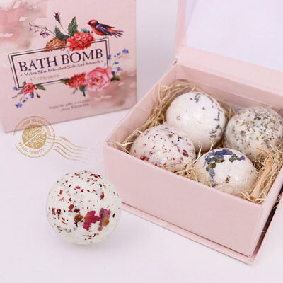 16Pcs Aromatherapy Bath Bombs for Adults & Kids Fizzies Spa Balls Christmas Gift