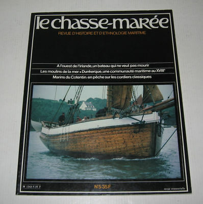 Le Chasse Maree N° 5,1982,tbe,histoire Maritime,greements,dunkerque ,cotentin