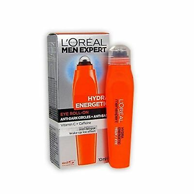 L'Oreal Men Expert Hydra Energetic Ice Cool Roll On For Eyes 10ml