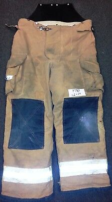42x44 Pants Firefighter Turnout Bunker Fire Gear Fire-Dex P750