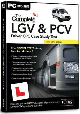 Driver CPC module 2 case study training | Professional ...