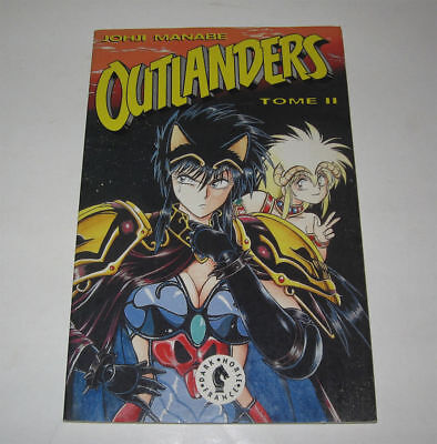 Outlanders T.2 Tbe 1995,dark Horse Comics,manabe,manga,science Fiction,humour