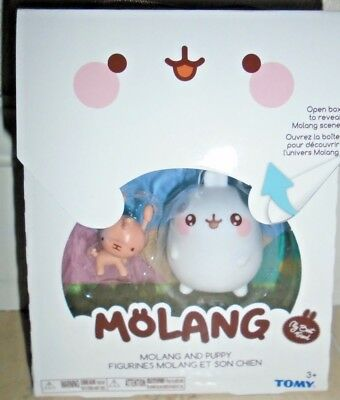 Molang By Tomy - Core Figures - 2 Characters - Please Choose
