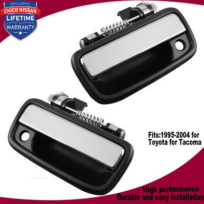 Front Outside Door Handle for Toyota Tacoma 95-04 LH&RH-Pair