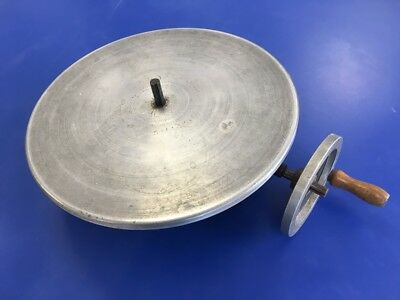 Hand Cranked Winder (To Attach To Table) For 16mm/35mm Cine Film