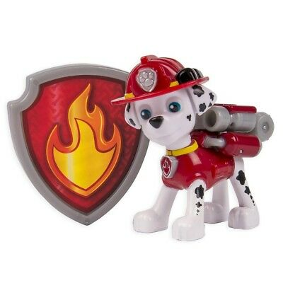Paw Patrol Rescue Marshall Action Pup & Badge