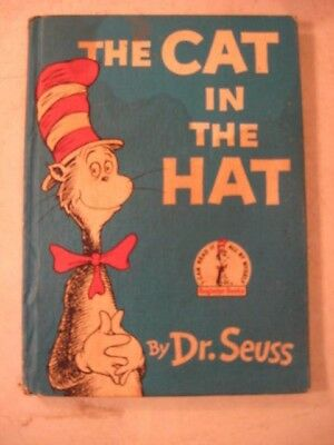 The Cat In The Hat By Dr. Seuss 1957