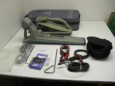 Radiodetection RD4000 PDL T10 Cable Pipe Locator NEVER AS IS! W W Ship