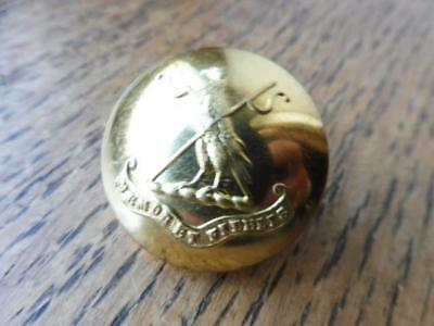 Unidentified 19th Century Uniform Button Possibly Military, Livery or Stag Hunt