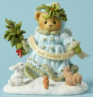Cherished Teddies - Merianne - Heaven Rejoice and Nature Sing - #4053475