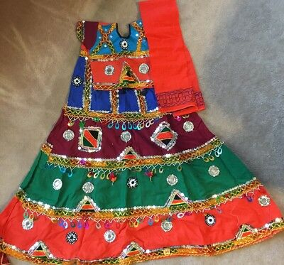 Girls 3 Piece Chaniya Choli for ages 13 to 14 years old
