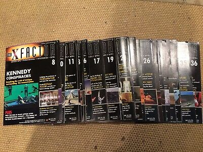 X Factor Magazines 1999 Paranormal