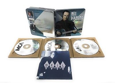 NEIL DIAMOND: COLLECTOR'S EDITION (3 CD TIN BOX SET COLLECTIBLE) Complete