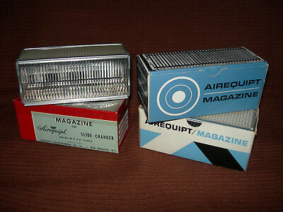 AIREQUIPT Slide Magazines (46 Initially Available)