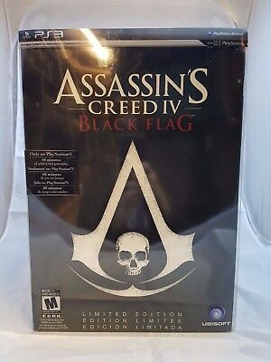 Assassin's Creed IV Black Flag Collector's Edition