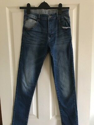 Boys Skinny Jeans Age 12-13 Years