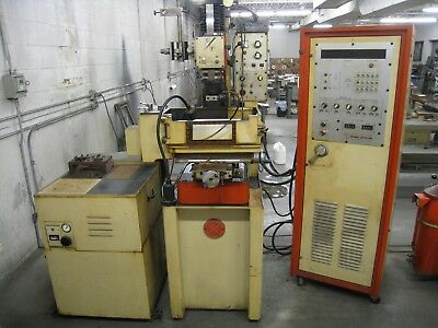 Eltee Pulsitron EDM TR20 with EP30 Power Supply