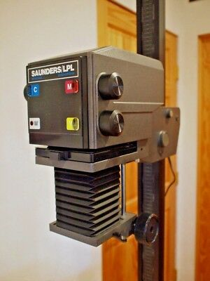 Saunders/LPL Model 670 DXL Color Enlarger