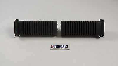 Rider Footrest Rubbers for 1979-on Triumph, pr