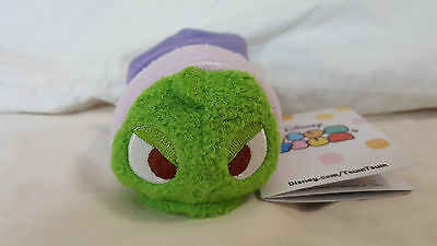 New Disney Store Authentic Tangled Pascal Tsum Tsum Mini Plush 3 1/2 inch NWT US