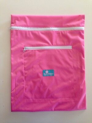 Large Pink Delux Wetbag