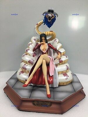 One Piece Boa Hancock 1/6 Figure Model Resin GK Statue Hot Sexy Sculpture Gifts