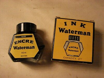 17 Z 16 Pot D'encre Waterman C97.