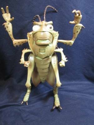 Disney Pixar A Bug's Life Hopper Talking Action Figure Room Guard 11""