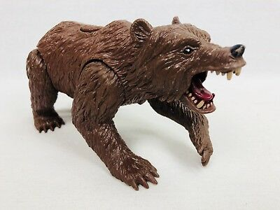 CHAP MEI Mexican Grizzly Brown Bear Action Figure Heavy Duty VERY HTF FREE SH