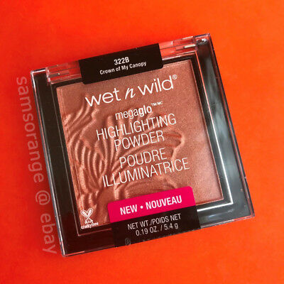 WET N WILD wetnwild MegaGlo Highlighting Powder [CROWN OF MY CANOPY] highlighter
