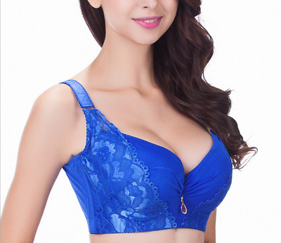 90c665be0 Enhancer Super Boost Underwire Bra Push Up Padded Size 38 40 42 44 46 D WX33
