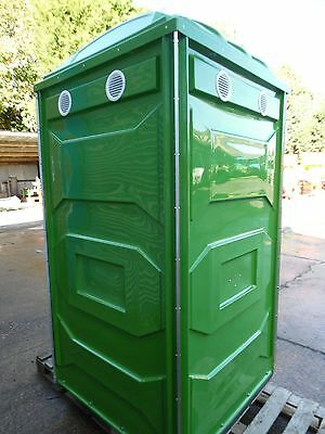 New Portable Mains Loo, Fibre Glass Toilet, Site Toilet* Vat & Delivery Included