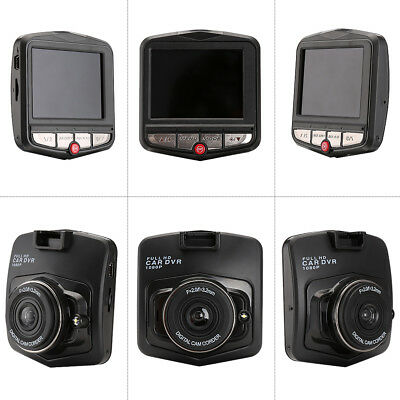 "2,4 ""volle 720p HD Auto DVR Fahrzeug LCD Kamera Video Recorder Dash Ehs"