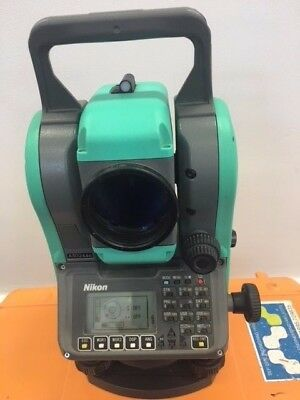 Nikon Nivo 5.M Total Station- Ex Hire Instrument