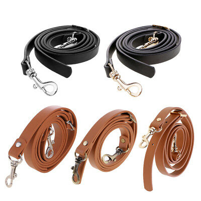 145cm Adjustable PU Leather Handbag Shoulder Bag Strap Handle for Purse Making