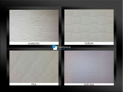 *SALE* Decorate DIY Flame Retardant Resistant Quality Polystyrene Ceiling Tiles
