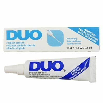 Ardell DUO Adhesive - Clear White 14 g Wimpernkleber