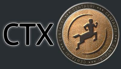 Alpha Centauri CTX Coin Kryptowährung