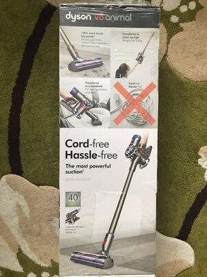 Dyson V8 Animal Cordless Bagless Vacuums Cleaner (Brand New & Sealed)