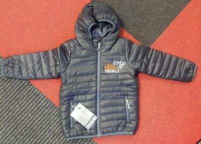 Inch Perfect Trials Kids Thermal Outdoor Riding Jacket Coat Children Insulated