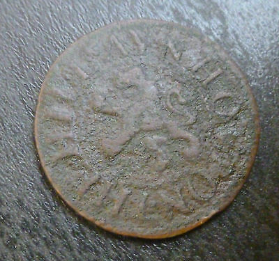 Northamptonshire Aynhoe 17th Century Token W2 1/2d Thomas Norris