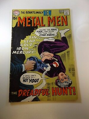 Metal Men #40 VG condition Huge auction going on now!