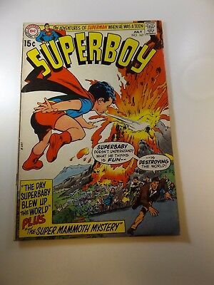 Superboy #167 FN condition Huge auction going on now!