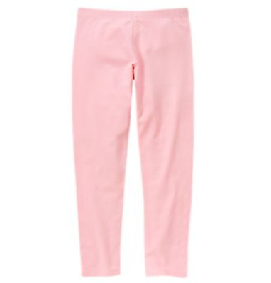 Gymboree Mix n Match Solid Pink Leggings Size XS 4 NWT