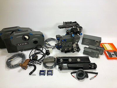 Aaton Penelope 35mm camera 2 and 3 perf kit