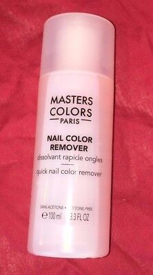 MASTERS COLORS Nail Color Remover 100ml