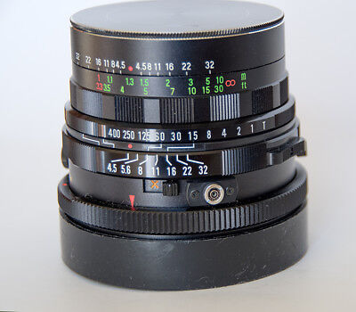 Mamiya Sekor 65mm f/4 Wide Angle Lens - Excellent - Tested