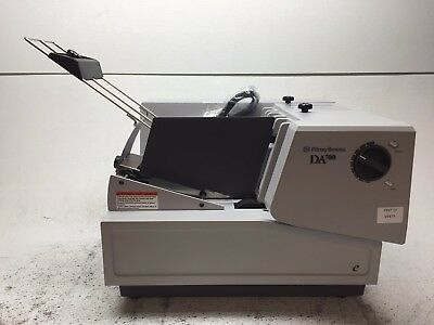 Pitney Bowes DA700 AddressRight Printer Envelope Post Address Machine AS-IS Fair